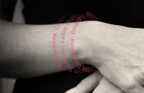 invisible bracelet
